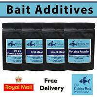 Fishing Bait Powdered Additives - Carp Fishing - Bait Making - Boilies - Krill