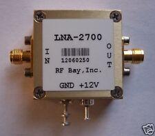 2.2-3.2GHz Geräuscharm Verstärker, LNA-2700, Neu, SMA