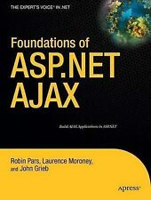 Foundations of ASP.NET Ajax 2nd Edition (Expert's Voice in .NET), Robin Pars, La