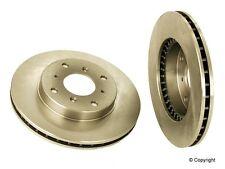 Premium Quality (2 pcs) FRONT Brake Disc Rotor 3297 NEW 1454