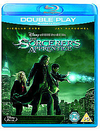 The Sorcerer's Apprentice (Blu-ray and DVD Combo, 2010)