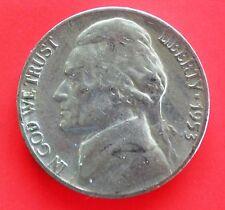 1953-S Jefferson Nickel  low mintage