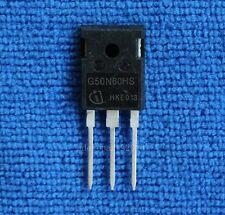 10pcs G50N60HS G50N60 TO-247