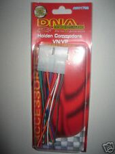 VN VP Commodore stereo WIRING HARNESS plug and loom