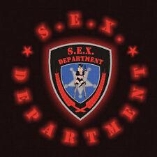 S.E.X. Department by Sex Department (CD, Nov-2007, Perris Records)