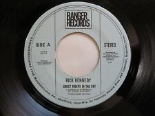 RICK KENNEDY, Ghost Rider In The Sky/Waitin' To Hear USA Unplayed Old Stock 45**