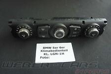 BMW 5er E60 E61 6er E63 E64 USA Klimabedienteil Klima Klimaautomatik 6950635