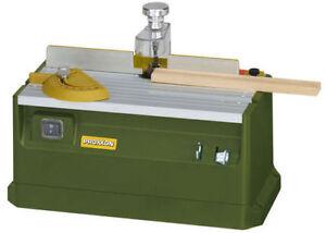 Proxxon Micro Shaper MP400 wood working engineering 27050 / Direct from RDGTools