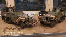 Torro 1/16 RC M16 Multiple Gun Carriage Custom painted