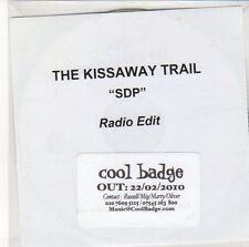 (EQ627) The Kissaway Trail, SDP - 2010 DJ CD