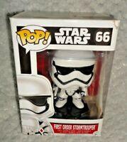 First Order Stormtrooper Funko Pop Vinyl #66 Star Wars The Force Awakens