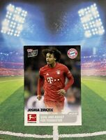 2019 Topps Now Bundesliga Joshua Zirkle Bayern Munich (PR=362)-Rookie