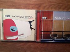 MOLE - Listening Pearls [2 CD Alben] Batucada + Homegrown Unfazed Mermaid