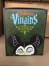 """UNOPENED BLIND BOX 3"""" Vinylmation Villains 4 Chaser Maleficent Oogie Boogie"""