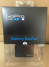 GoPro Battery Removeable BacPac for HERO4, HERO3+ Black Silver Latest #401 Model
