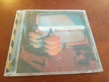 Man or Astroman - Experiment Zero CD