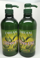 Dream Body Olive Oil Lotion 750ml 2 Pack