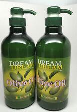 2 DREAM Body Olive Oil Lotion 750ml