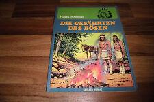 Hans Kresse -- die INDIANER # 3 // GEFÄHRTEN des BÖSEN / Carlsen 1. Auflage 1978