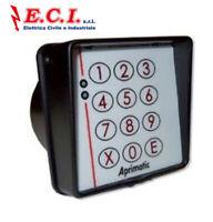 COMBINATORE ELETTRONICO APRIMATIC CT4 a tasti in acciaio inox 41800/002