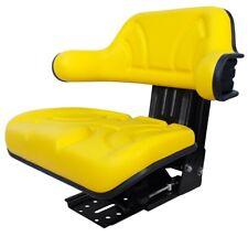 John Deere 510 820-3120 830-3130 840-2140 1350 Traktorsitz Sitz gelb passend