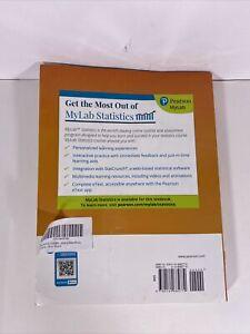 NEW Essentials of Statistics (6th Ed.): ISBN 978-0-13-468577-9 By Mario F Triola