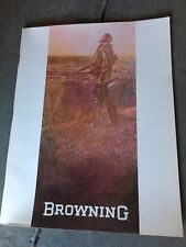 Vintage Original 1977 Browning Firearms and Fishing catalog