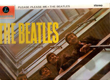 "BEATLES.PLEASE PLEASE ME.UK ""5TH PRESS"" (MONO) LP IN LATER (STEREO) SLEEVE.EX"