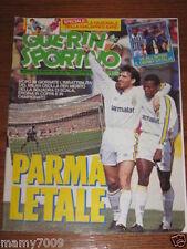 GUERIN SPORTIVO=N°12 1993=JUVENTUS-BENFICA MILAN-PORTO TUTTOCOPPE