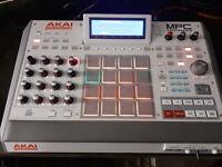 Mpc Renaissance Akai Sampler & Groovebox