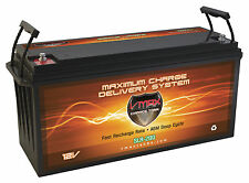 VMAX SLR200 AGM 12V 200Ah Battery for PV Solarpanel Solar Storage / Wind Power