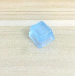 Pure Resin Transparent Backlit Keycap R4 OEM for Cherry MX Mechanical Keyboard