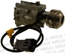 Ignition Lock Cylinder WVE BY NTK 4H1029 fits 97-03 Chevrolet Corvette