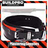 """BuildPro Carpenters Builders Belt 32"""" Leather Heavy Duty Stitching LBBSRC32"""