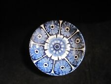 Alfred Meakin PALMA Saucer Plate Blue Floral