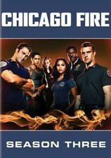 Chicago Fire Complete Season Three R1 DVD Series 3