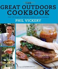 The Great Outdoors Cookbook: Over 140 recipes for Barbecues, Campfires, Picnic,