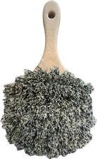 """8.5"""" Wash Brush Polystyrene Salt & Pepper Made in USA 85808"""