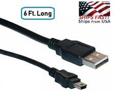 USB CABLE FOR CANON PowerShot G1X, G15, G16, SX230, SX260, SX280, SX40, SX50HS