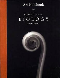 Biology: Art Notebook by Neil A. Campbell, Jane B. Reece (Paperback, 2005)