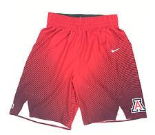 Nike Men's L Arizona Wildcats Hyperelite Disruption Basketball Shorts Red 802314