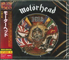 MOTORHEAD-1916-JAPAN CD Ltd/Ed B63