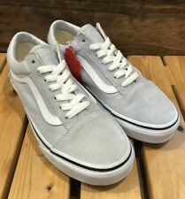 Vans Old Skool - Gray Dawn / True White - Women's Shoes Size 6.5