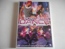 DVD - BORN TO DANCE / 5 DANSEURS, 5 STYLES, UN MEME REVE...