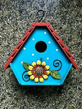 Wow! Very Nice Very Cute And Colorful Bird House