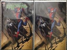 Amazing Spiderman #798 Gary Frank Virgin Variant C2E2 Pack (set of 2)