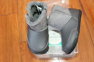 NEW BOYS CARTER'S SZ 4.5 SHOES BOOTS STAGE 2 BUCKET
