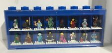 LEGO 8827 Collectible Minifigures Series 6 Complete All 16 + HTF Display Case