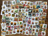Collection Of GB High Value Christmas Stamps Used On Paper