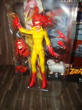 MARVEL LEGENDS 2021 FIRESTAR WITH MS. LION  IN-STOCK LOOSE COMPLETE